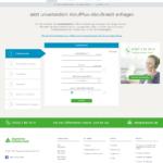 Erster Schritt Antragstellung ABK Rahmenkredit