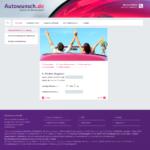 Sechster Schritt Antragstellung Autowunsch.de Autokredit