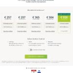 Fünfter Schritt Antragstellung auxmoney Kredit von Privat