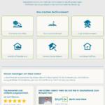 Baufi24 Baufinanzierung Antrag Screenshot 1