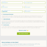 Baufi24 Baufinanzierung Antrag Screenshot 7