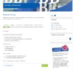 Erster Schritt Antragstellung BBBank Baufinanzierung