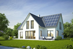 Eigenheim im Grünen