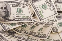 Dollar-Banknoten
