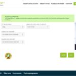 Fünfter Schritt Antragstellung Bon-Kredit Kredit ohne SCHUFA