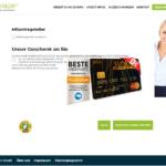 Achter Schritt Antragstellung Bon-Kredit Kredit ohne SCHUFA
