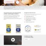 Erster Schritt Antragstellung carcredit.de Autokredit