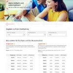 Zweiter Schritt Antragstellung carcredit.de Autokredit