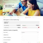 Sechster Schritt Antragstellung carcredit.de Autokredit