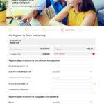 Siebter Schritt Antragstellung carcredit.de Autokredit