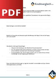 Checkliste Kauf Mietshaus