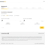 Commerzbank Privatkedit Antrag Screenshot 1