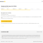 Commerzbank Privatkedit Antrag Screenshot 5