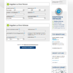 Erster Schritt Antragstellung creditolo Kredit ohne SCHUFA