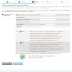 Sechster Schritt Antragstellung Deutsche Bank Baufinanzierung