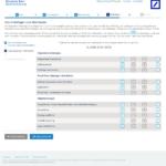 Neunter Schritt Antragstellung Deutsche Bank Baufinanzierung