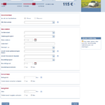 Zweiter Schritt Antragstellung DSL Bank Autokredit