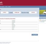 Fünfter Schritt Antragstellung DSL Bank Autokredit