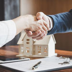 Viele wollen ein geerbtes Haus laut Umfrageergebnissen verkaufen