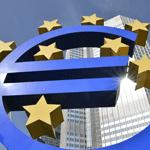 Euro Skulptur in Frankfurt
