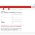 Vierter Schritt Antragstellung Ikano Bank Autokredit