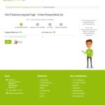 immo-finanzcheck.de Baufinanzierung Antrag Screenshot 1
