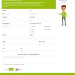 immo-finanzcheck.de Baufinanzierung Antrag Screenshot 3
