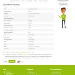 immo-finanzcheck.de Baufinanzierung Antrag Screenshot 4