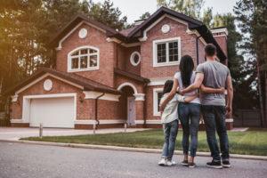 Entwicklungstrend der Immobilienpreise
