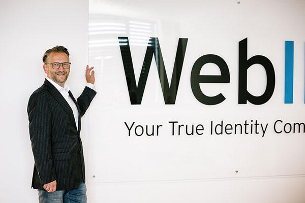 Frank Jorga, CEO WebID Solutions