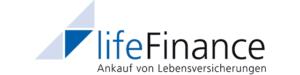 Logo des Unternehmens LifeFinance