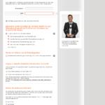 Sechster Schritt Antragstellung norisbank Autokredit