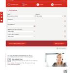 Zweiter Schritt Antragstellung OYAK ANKER Bank Privatkredit
