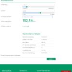 PSD Bank Rhein-Ruhr Privatkedit Antrag Screenshot 1