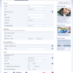 Dritter Schritt Antragstellung Postbank Kredit für Selbständige