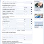 Vierter Schritt Antragstellung Postbank Kredit für Selbständige