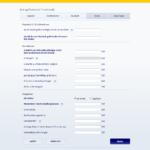 Sechster Schritt Antragstellung Postbank Privatkredit