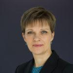 Portaitbild von Prof. Dr. Claudia Buch, Vizepräsidentin der Deutschen Bundesbank