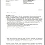Siebter Schritt Antragstellung PSD Bank Nord Privatkredit