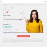 Erster Schritt Antragstellung Qlick Privatkredit