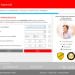 S-Kreditpartner Autokredit Antrag Screenshot 5