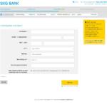 Sechster Schritt Antragstellung SKG BANK Modernisierungskredit