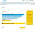 Achter Schritt Antragstellung SKG BANK Modernisierungskredit