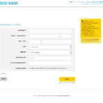 Sechster Schritt Antragstellung SKG Bank Privatkredit