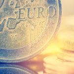 Bild einer Euro-Münze