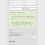 Erster Schritt Antragstellung SWK Bank Autokredit