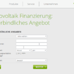Vierter Schritt Antragstellung SWK Bank Modernisierungskredit