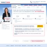 13. Schritt Antragstellung TARGOBANK Autokredit