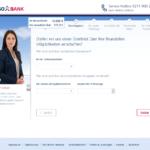 Dritter Schritt Antragstellung TARGOBANK Autokredit