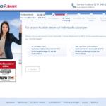 Vierter Schritt Antragstellung TARGOBANK Autokredit